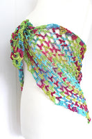 Product picture triangular shawl