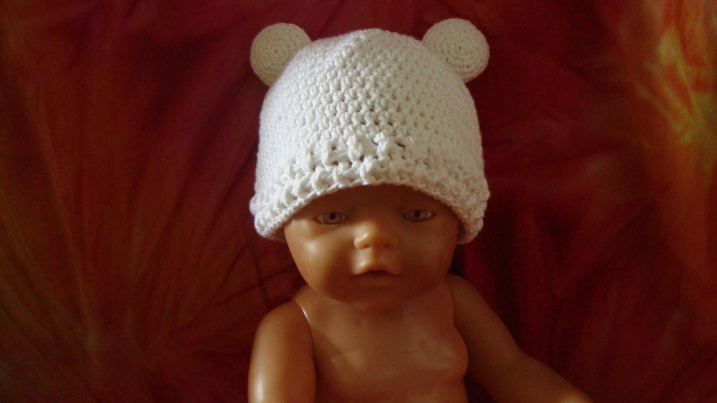 Baby Teddy Hat from Puschi´s Product Picture of ThePatternFactory.net