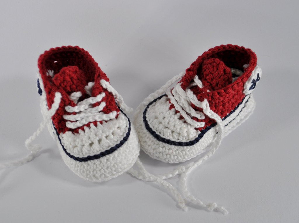 Baby Runners baby crochet Pattern - Product picture - lucygurumi