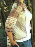 Product picture Cardigan 8 styles in 1 by Maschen mit Liebe at http://thepatternfactory.net