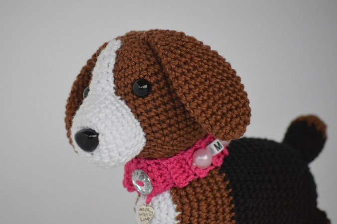 Beagle – Awesome Crochet Patterns | 450x677