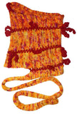Noose. the sun knit loop - Product picture - wollopus - crochet pattern