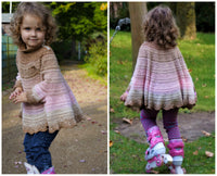 Product picture Crochet Pattern Poncho  by LeaLeem on http://thepatternfactory.net