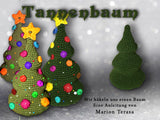 Crochet Christmas Tree - product picture - Wollopus - knitting pattern