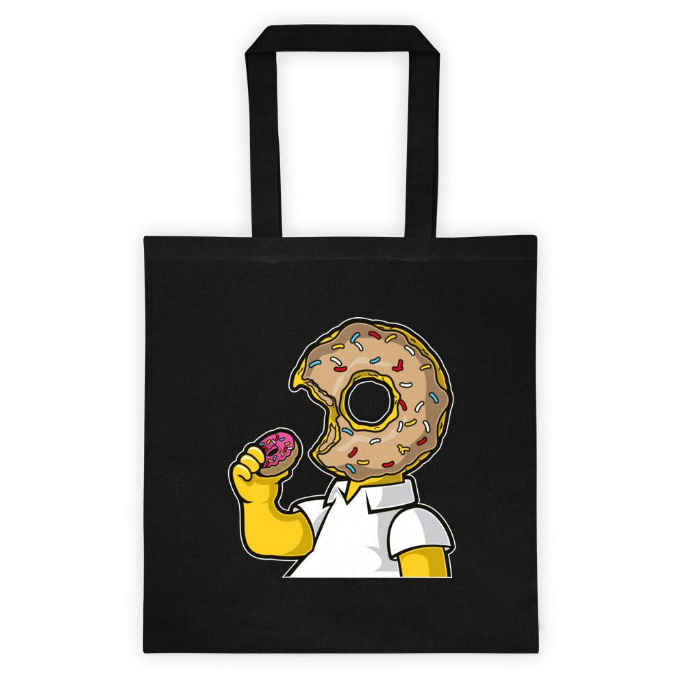 I like Donuts - Tote bag