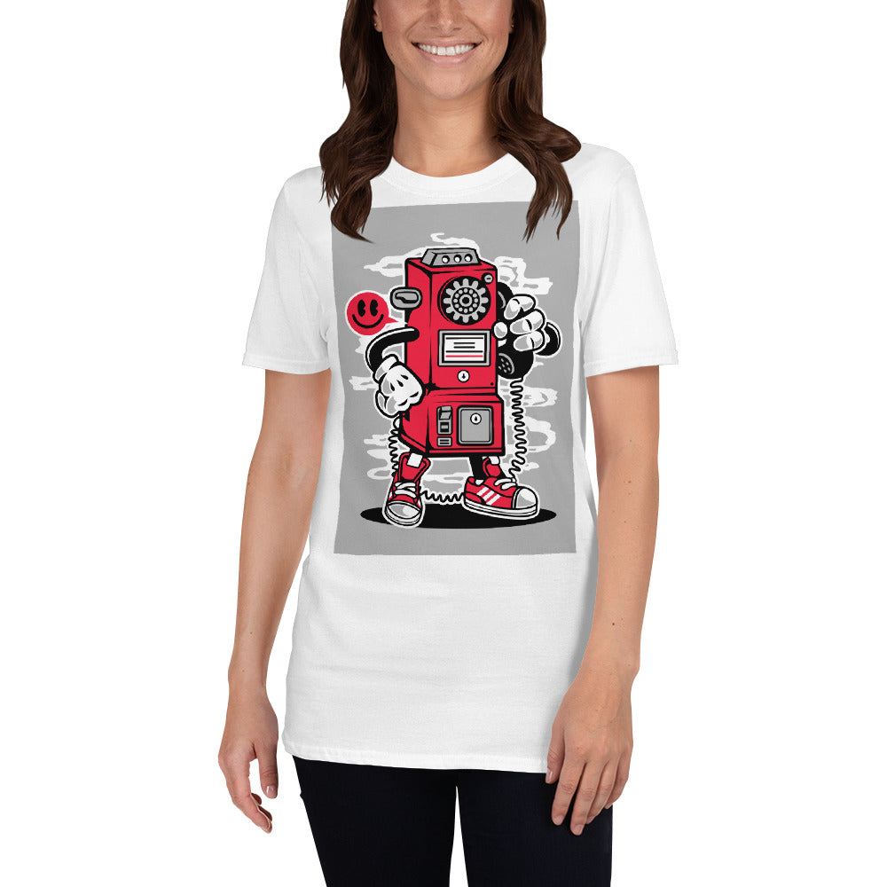 Hello - Short-Sleeve Unisex T-Shirt