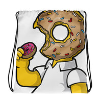 I like Donuts - Drawstring bag