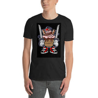 Ice Cream Ninja - Short-Sleeve Unisex T-Shirt
