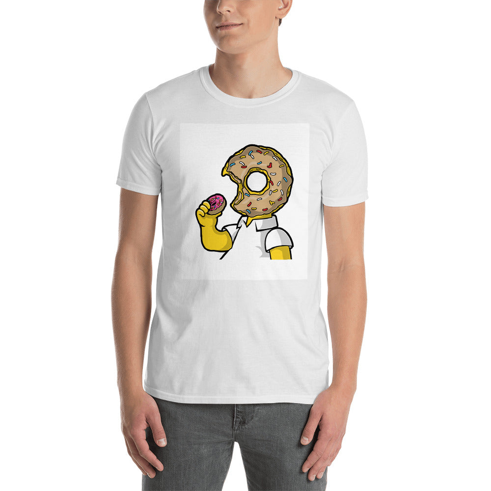 I like Donut - Short-Sleeve Unisex T-Shirt