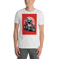 Coffee Racer - Short-Sleeve Unisex T-Shirt