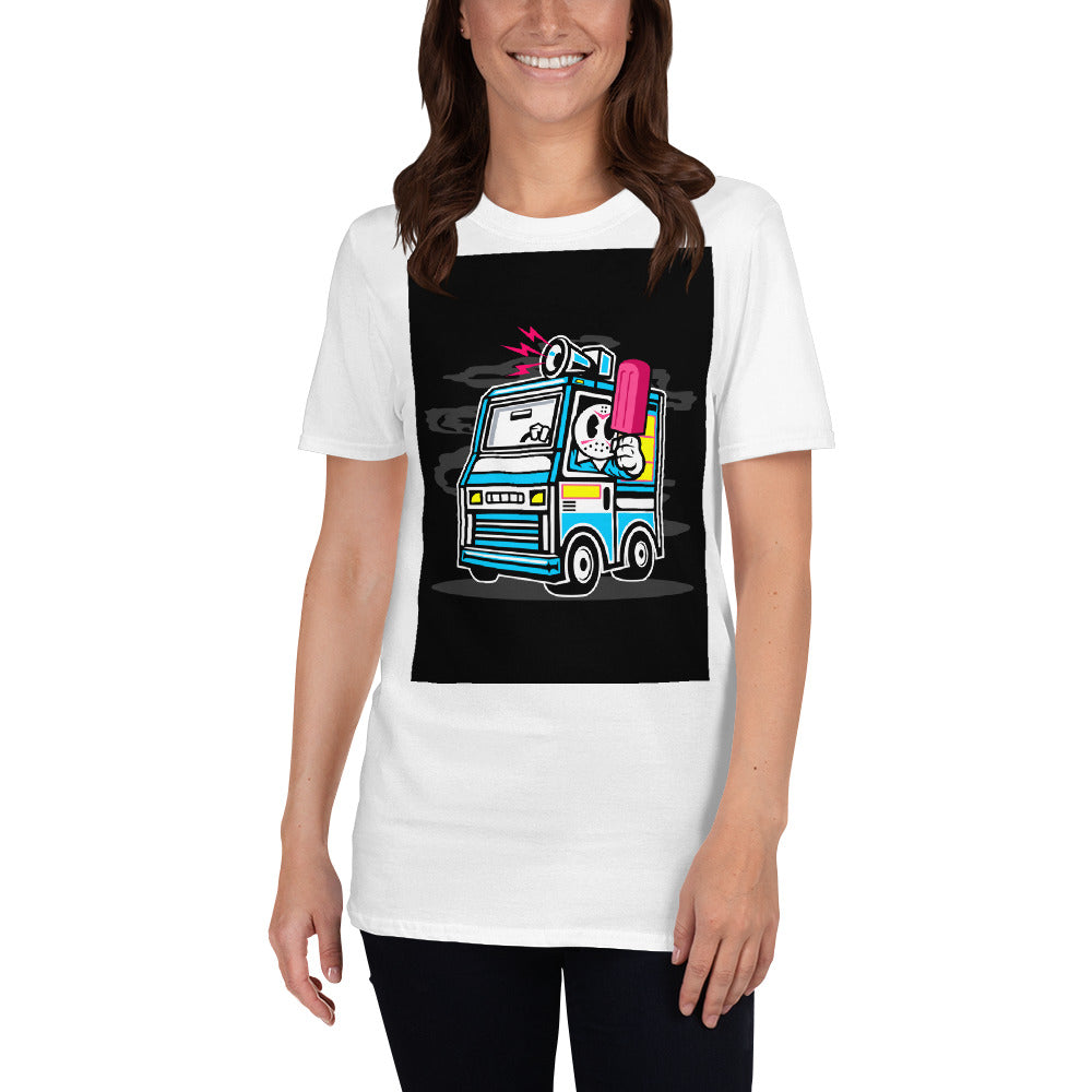 Ice Cream Truck - Short-Sleeve Unisex T-Shirt
