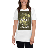 Grenade - Short-Sleeve Unisex T-Shirt