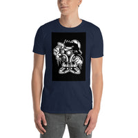 Bombs a Spray - Short-Sleeve Unisex T-Shirt