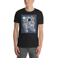 Ice in Space - Short-Sleeve Unisex T-Shirt