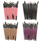 15pcs/set Makeup Brush Set tools Make-up Toiletry Kit Wool Make Up Brush Set