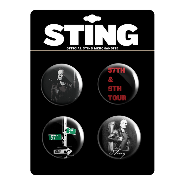 Sting Button Pack