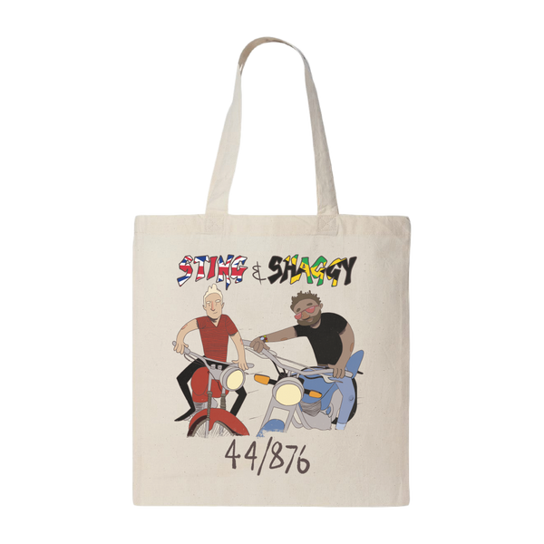 Sting & Shaggy Tote