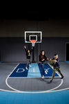 "Basketball Court Kit - Half Court 30'9"" x 30'9"" (H5) - DIY Court Canada"