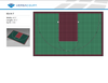 "Basketball Court Kit - Half Court 44'3"" x 28'2"" (H7) - DIY Court Canada"