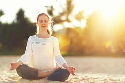A Guided Meditation To Improve Your Microbiome