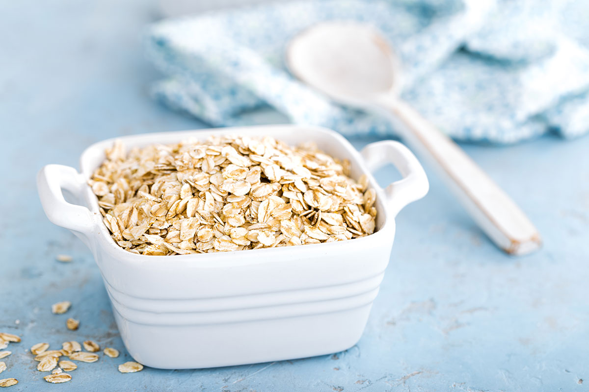 Oats for a Healthy Gut Microbiome