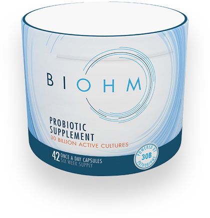 BOIHM Probiotic Supplement