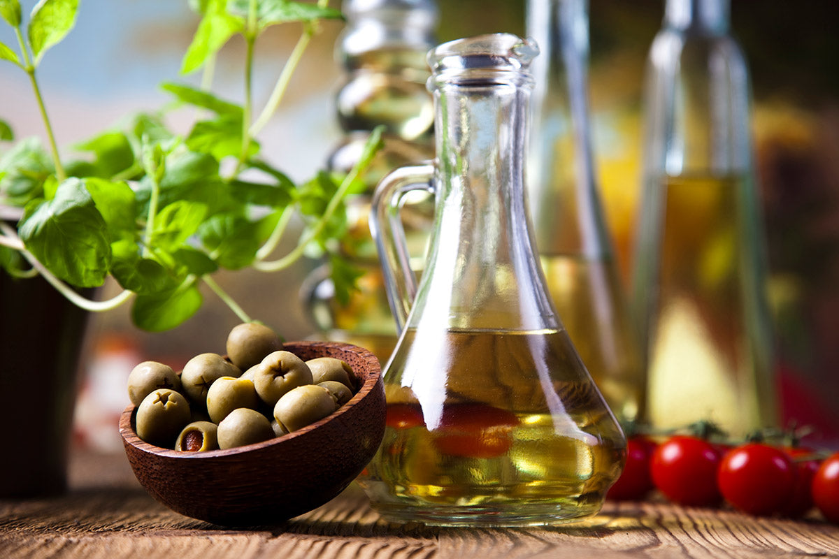 olive oil is a non inflammatory food