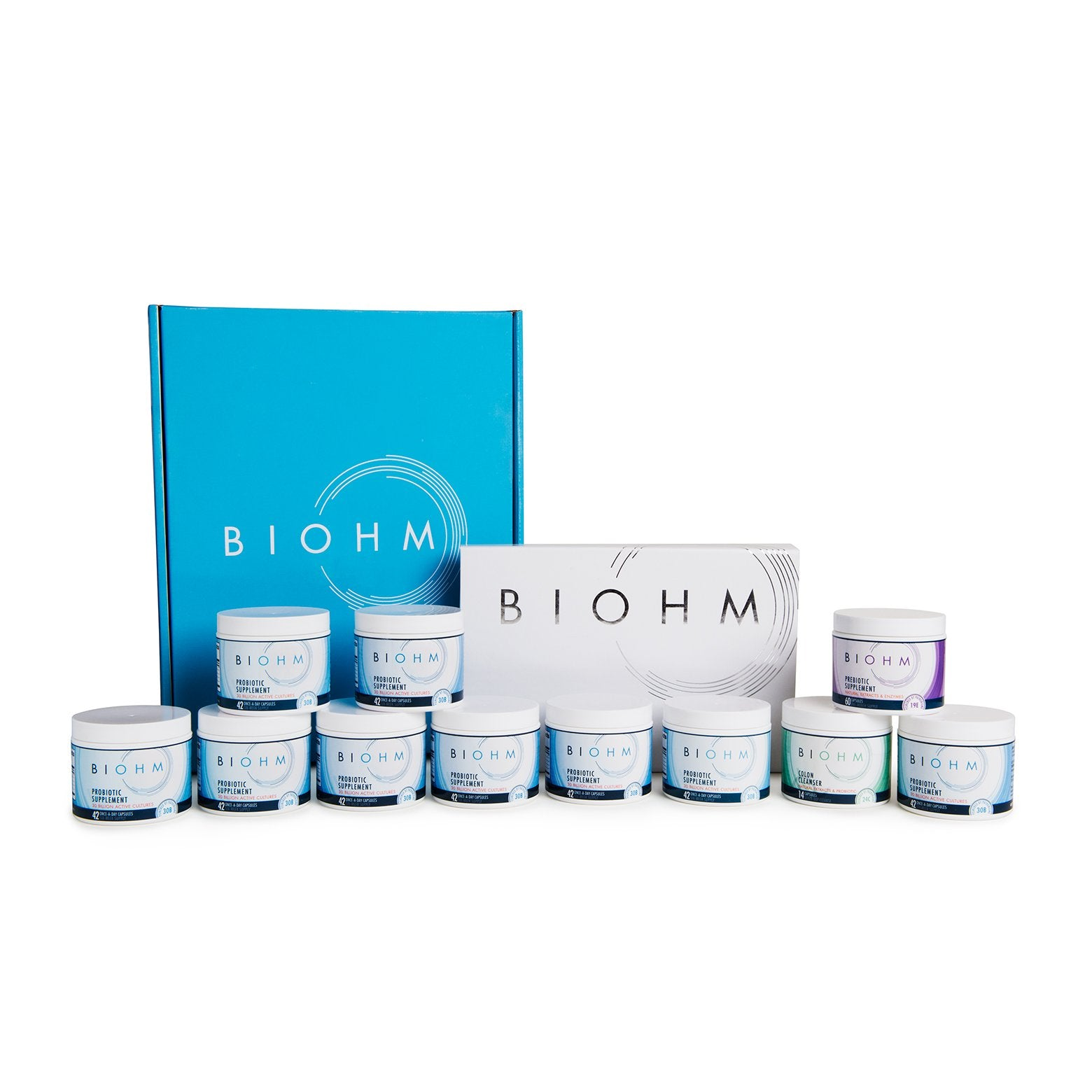 BIOHM Annual Shipper Products (Annual Subscriptions)