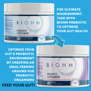 Probiotic Supplement to Optimize Gut Health