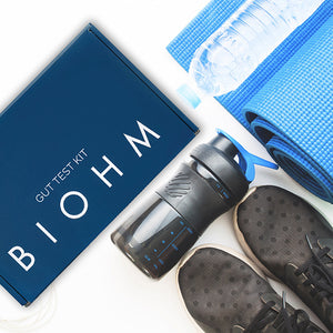 BIOHM Gut Report Test Kit