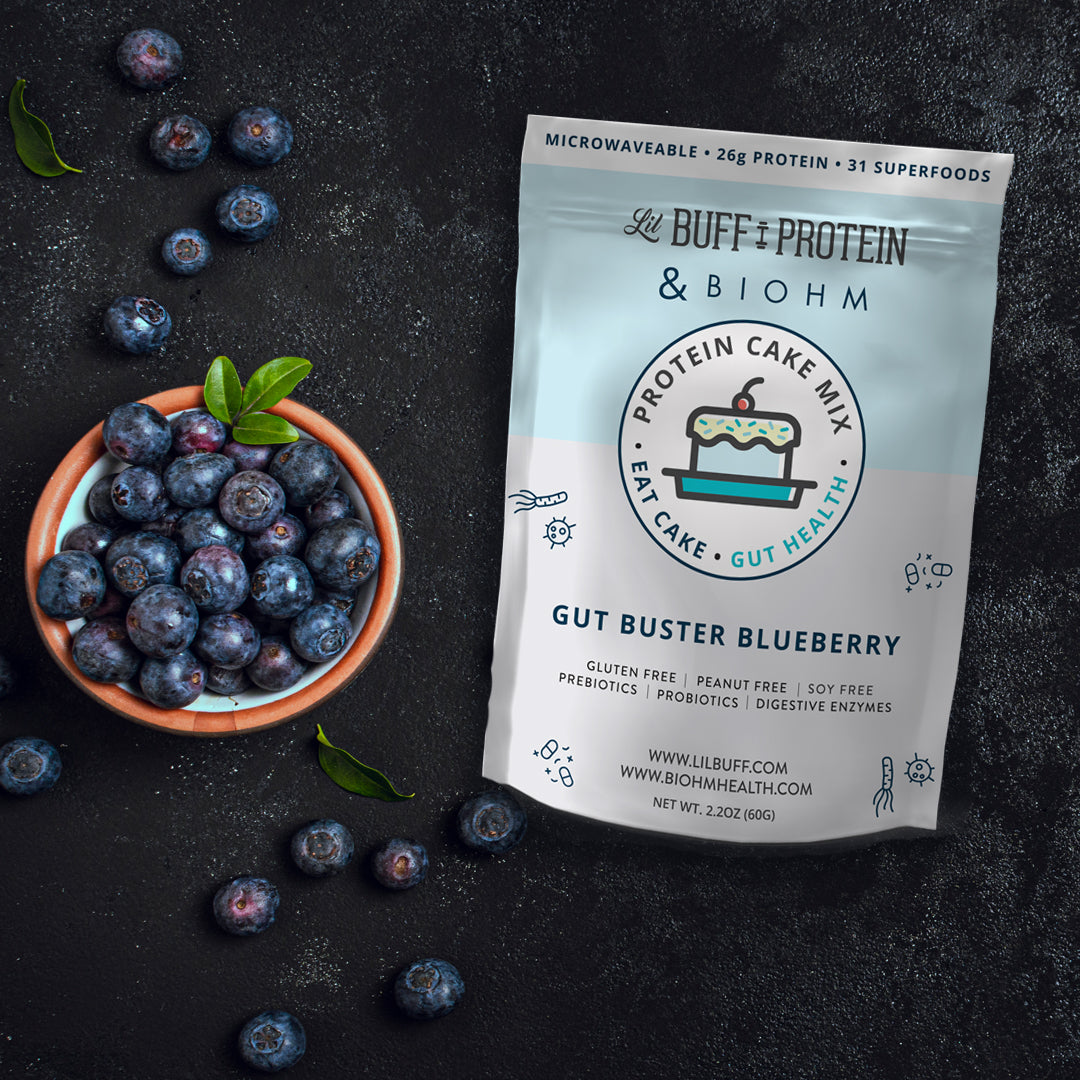 Gut Buster Blueberry