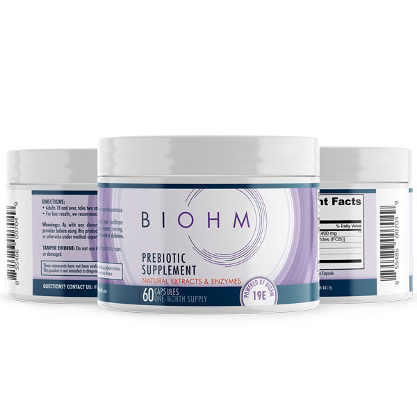 20% OFF - Prebiotic Supplement