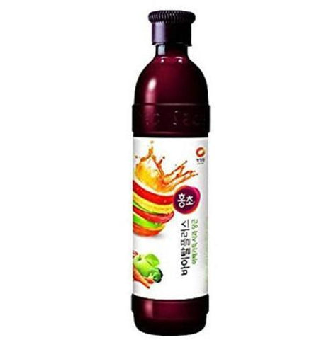 Hong Cho Vital Plus Vinegar_VEGETABLE APPLE & CARROT