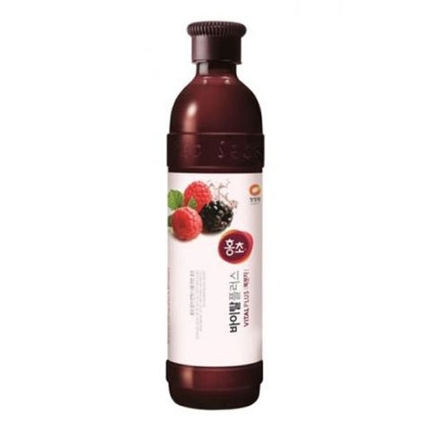 Hong Cho Vital Plus Vinegar_BLACKBERRY
