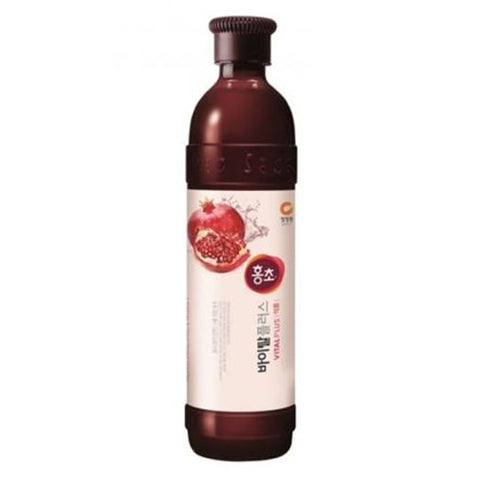 Hong Cho Vital Plus Vinegar_POMEGRANATE