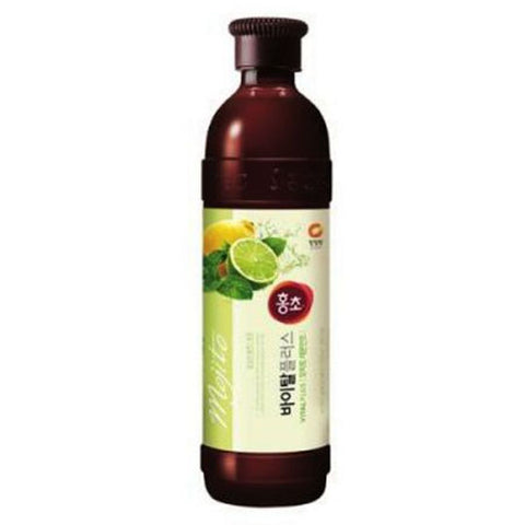 Hong Cho Vital Plus Vinegar_MOJITO LEMON MINT