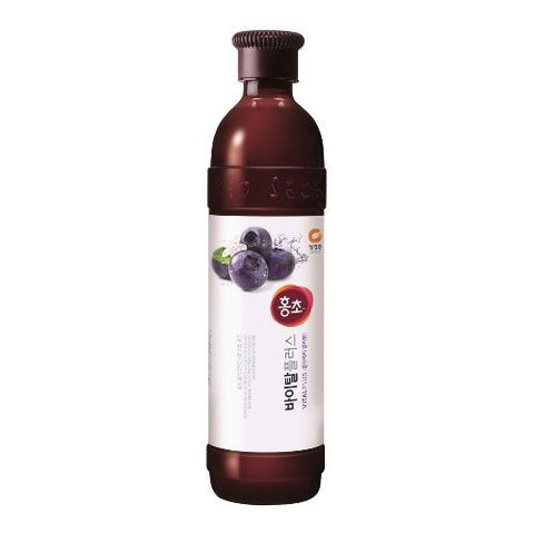 Hong Cho Vital Plus Vinegar_BLUEBERRY