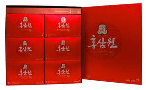 Red Ginseng Extract Drink Hong Sam Won 50ml X 60 Pouches