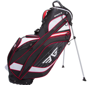Eagole Super light 4.3 Lbs, 8 Pockets Golf Stand Bag one cooler pouch