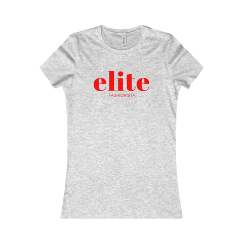 The Elite Fashionista | Women's Bella Tee, T-Shirt, SJ Corbyn