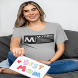 Warning: Best Mother Alive Tee