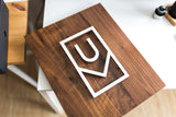 Wood Background Signs