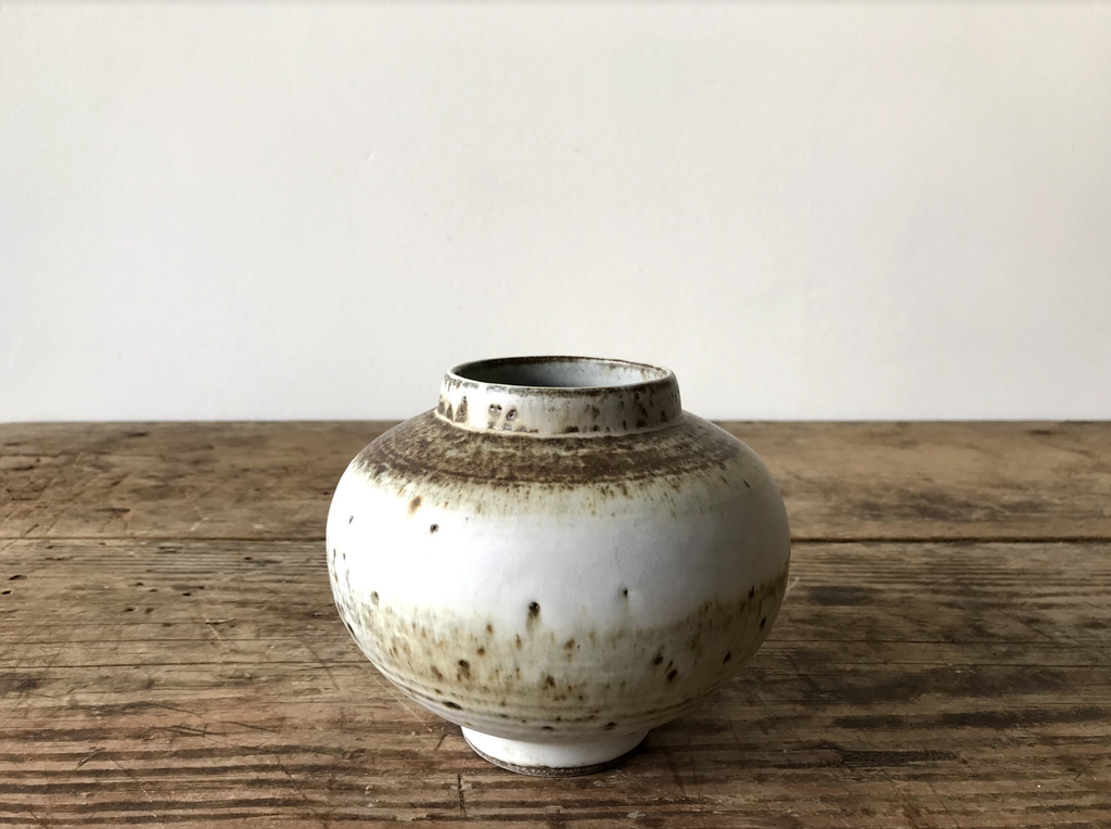 Sophia Studio Small Moon Jar