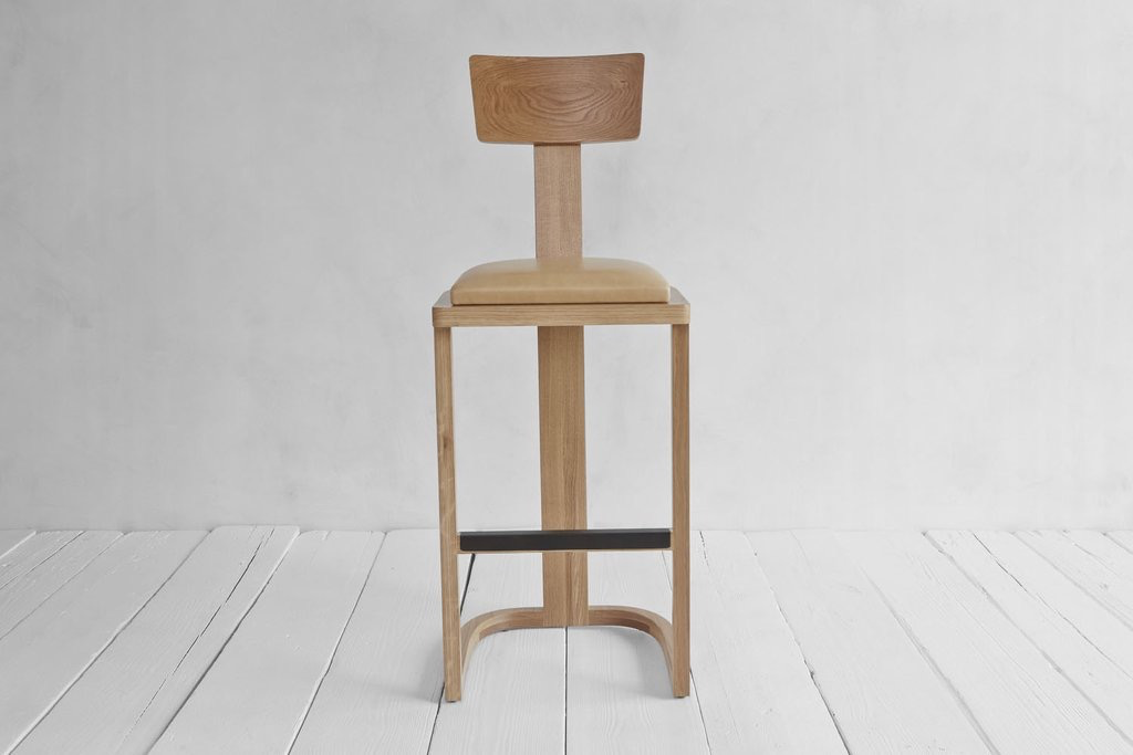 One Nickey Kehoe T Stool.