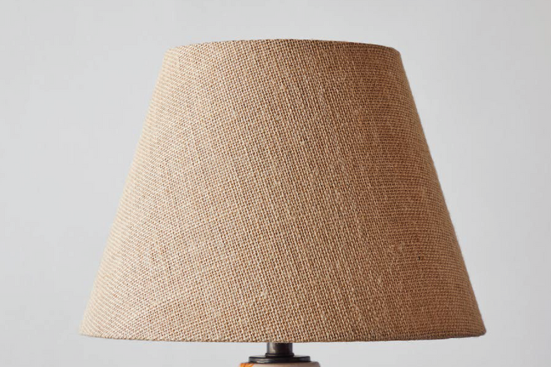 Nickey Kehoe Turned Wood Table Lamp