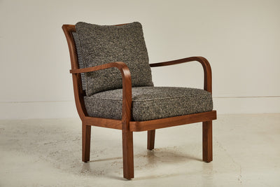 Nickey Kehoe Cane Back Chair