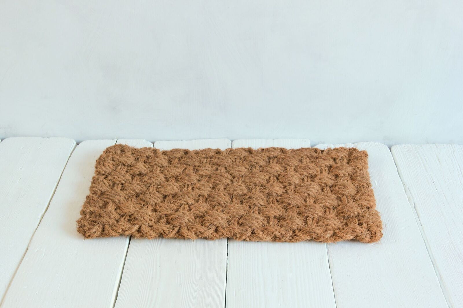 One Nickey Kehoe Admiral Rope Door Mat.