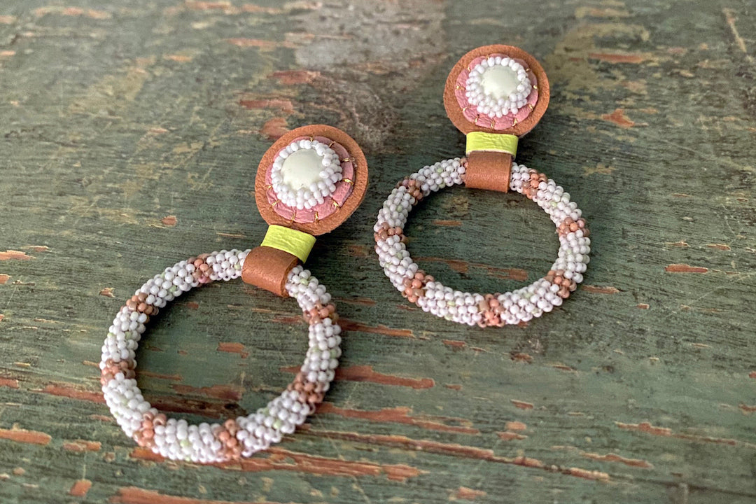 Robin Mollicone Small Hoops