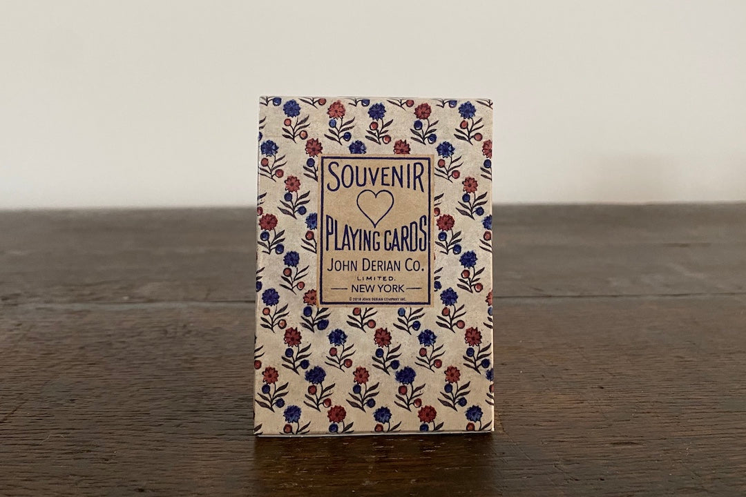 John Derian Souvenir Playing Cards