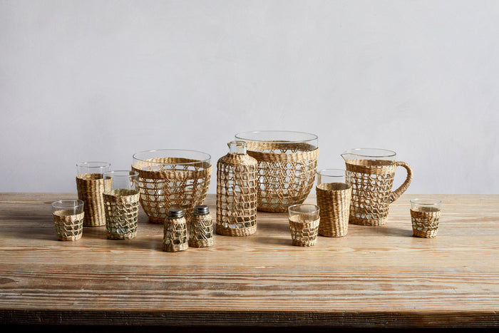 Indochine Seagrass Cage Collection.